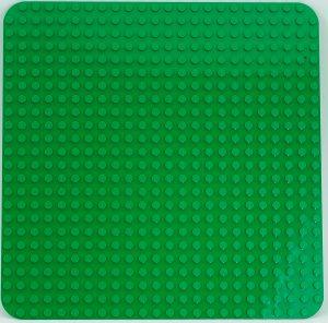 duplo 2304 stor gron byggplatta