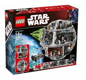 lego 10188 death star