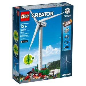 lego 10268 vestas vindkraftverk