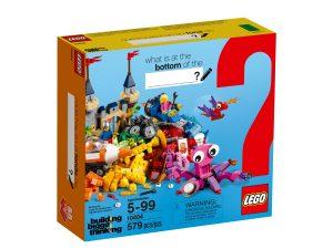 lego 10404 havets botten