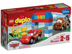 lego 10600 disney pixar bilar klassisk racertavling