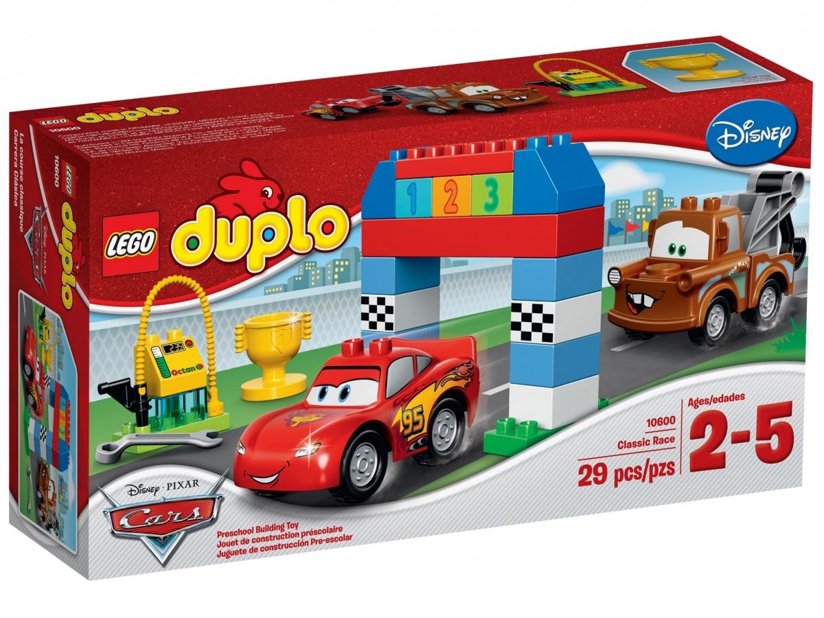 lego 10600 disney pixar bilar klassisk racertavling scaled