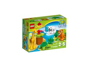 lego 10801 djurungar