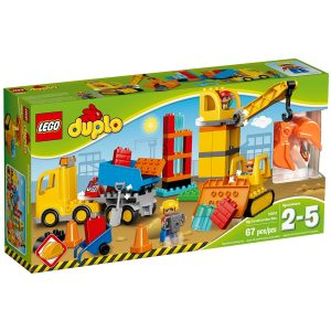 lego 10813 stor byggarbetsplats