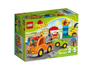 lego 10814 bargningsbil