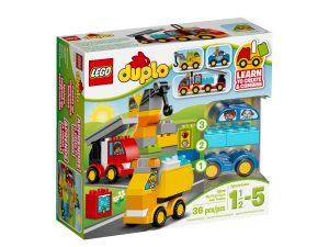 lego 10816 mina forsta bilar och lastbilar