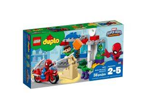 lego 10876 spider man hulks aventyr