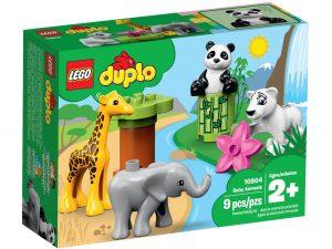 lego 10904 djurungar