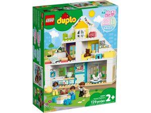lego 10929 modulart lekhus