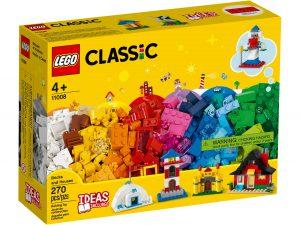 lego 11008 klossar och hus