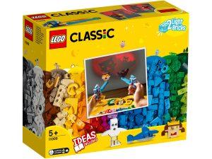 lego 11009 klossar och ljus