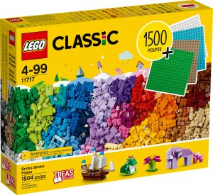 lego 11717 klossar klossar plattor