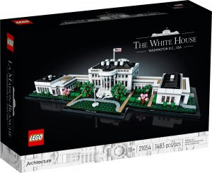lego 21054 vita huset