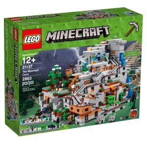 lego 21137 bergsgrottan