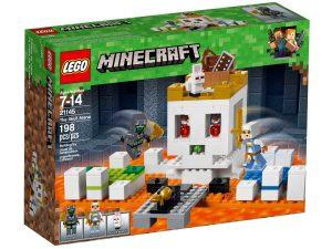 lego 21145 dodskallearenan
