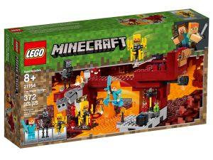 lego 21154 den flammande bron