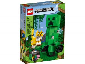 lego 21156 bigfig creeper och ozelot