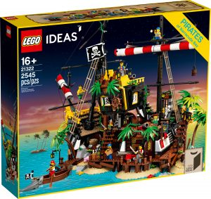 lego 21322 piraterna fran barracuda bay