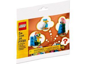lego 30548 bygg dina egna faglar gor den till din egen