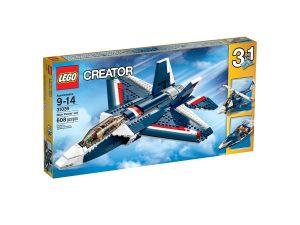 lego 31039 blatt jetplan