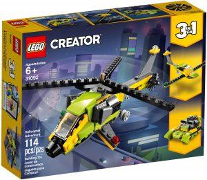 lego 31092 helikopteraventyr