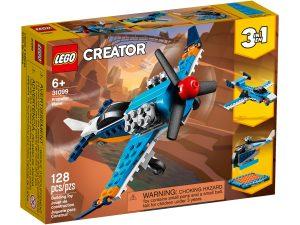 lego 31099 propellerplan
