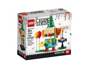 lego 40348 fodelsedagsclown