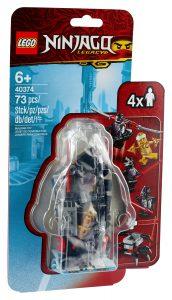 lego 40374 tillbehorsset till minifiguren gyllene zane