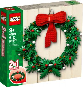 lego 40426 julkrans 2 i 1