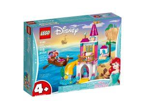lego 41160 ariels slott vid havet