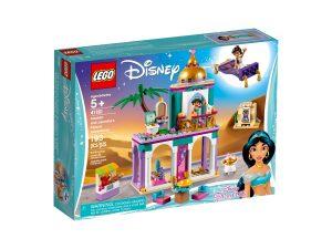 lego 41161 aladdins och jasmines palatsaventyr