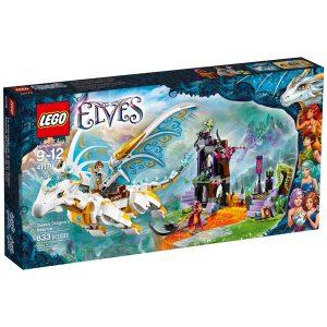 lego 41179 drottningdrakens raddning