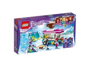lego 41319 vinterresort skapbil med varm choklad
