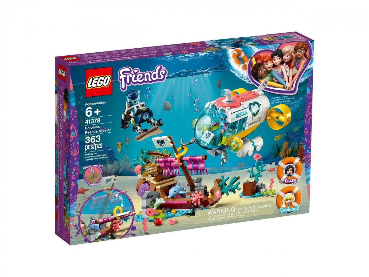 lego 41378 delfinraddning scaled