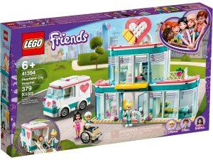 lego 41394 heartlake citys sjukhus