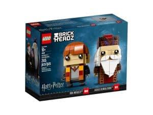 lego 41621 ron weasley albus dumbledore