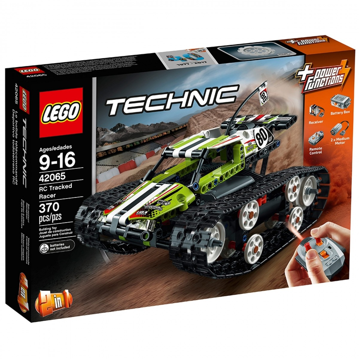 lego 42065 rc tracked racer scaled