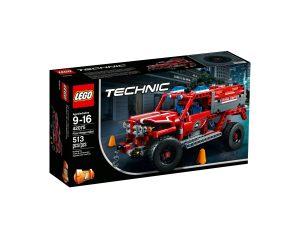 lego 42075 raddningsfordon