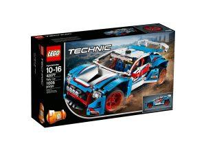 lego 42077 rallybil