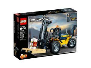 lego 42079 gaffeltruck