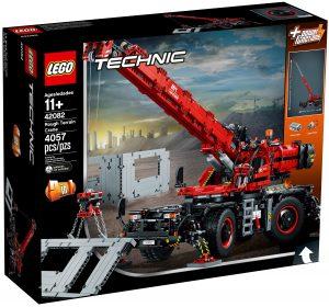 lego 42082 terrangkran
