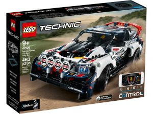 lego 42109 fjarrstyrd rallybil fran top gear