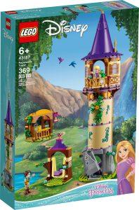 lego 43187 rapunzels torn
