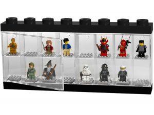 lego 5005375 minifigurmonter 16 svart