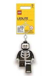 lego 5005668 skelett nyckelring med lampa