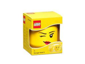 lego 5006186 litet forvaringshuvud flortig