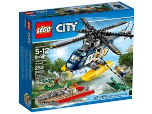 lego 60067 helikopterjakt