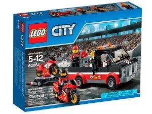 lego 60084 racercykeltransport