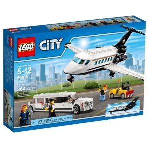 lego 60102 flygplats vip service