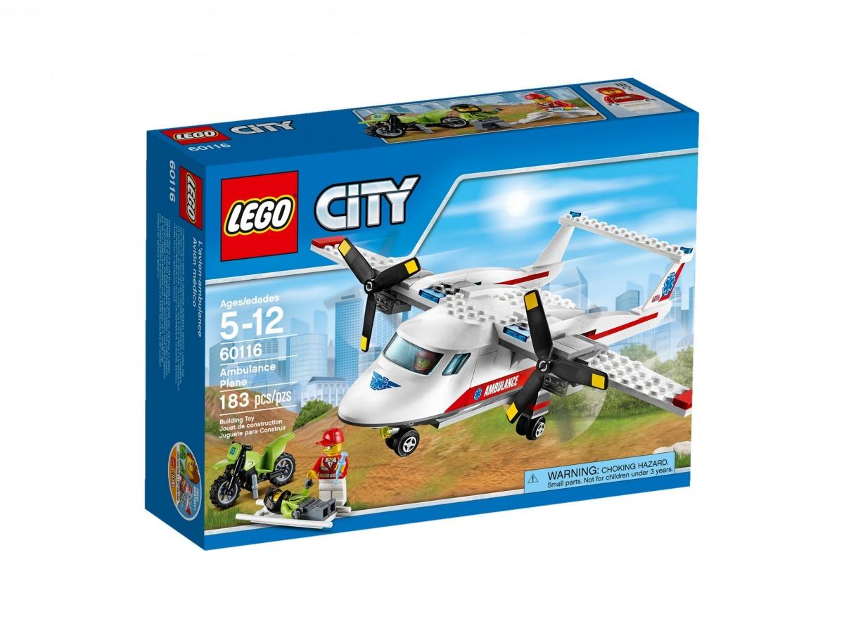 lego 60116 ambulansflygplan scaled